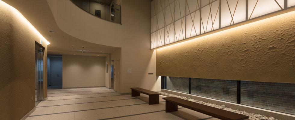企業商業施設_2018年 札幌市 SYOKUSANビル 施工写真