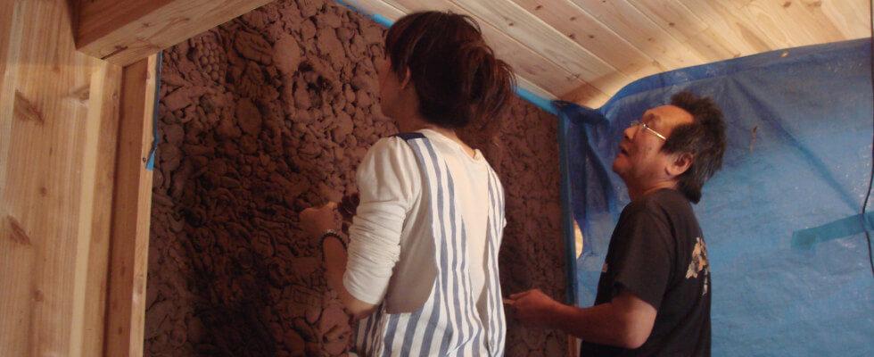 ワークショップ_2008年 札幌市 宮の丘幼稚園