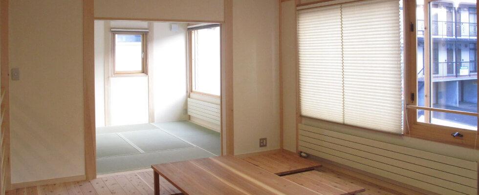 個人邸_2010年 札幌市 N邸 施工写真