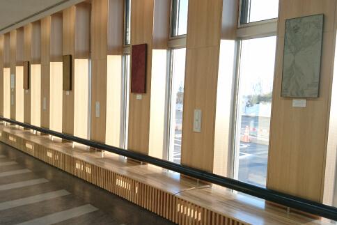 公共施設_2011年 帯広市 とかち帯広空港 施工写真