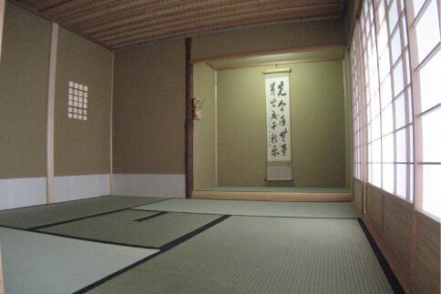 2012年 札幌市 数奇屋茶室 施工写真