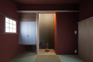 2014年 東京都 土塗りの家 施工写真