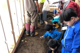 ワークショップ_2019年 旭川市 森のようちえんぴっぱら